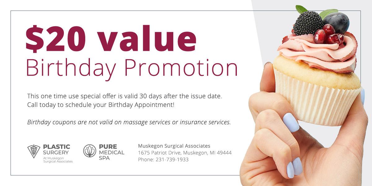 msa birthday coupon - Offers